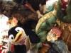 DAS Symbol für \'unsere\' Halle: Kindergartenkuscheltiere