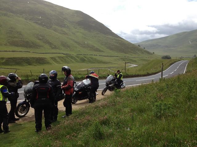 Schottland im Juli 2012: Sanfte Highlands