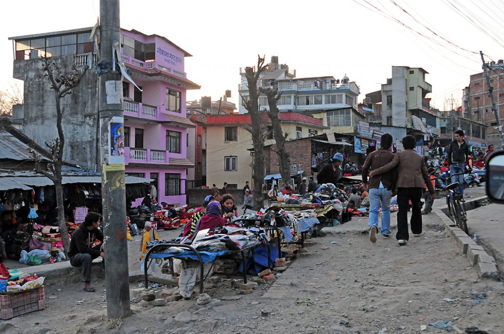 Kathmandu_Stra§e