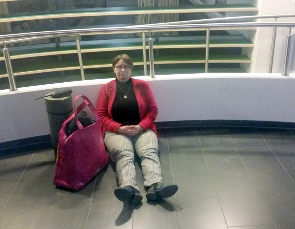 So eine Weltreise macht müde - vor allem, wenn nicht nur das pure Erleben im Vordergrund steht, sondern auch die Bloggerinnen-Aufmerksamkeit aktiviert ist.